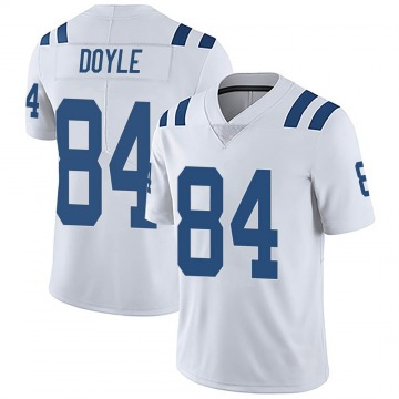 Youth Indianapolis Colts Jack Doyle White Limited Vapor Untouchable Jersey By Nike